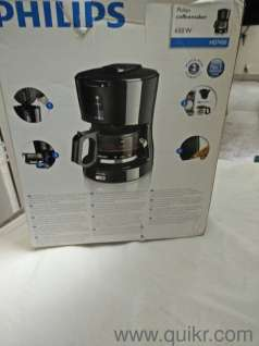 Coffee Maker Quikr : Phillips coffee maker - Mumbai