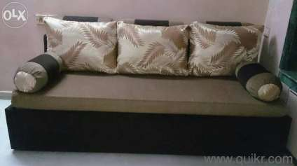 New Sofa Cum Bed In Mulund West Mumbai Used Home Office