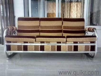 Wooden Sofa Set At Rs 8500 In Andheri West Mumbai Used Home Office Furniture On Mumbai Quikr