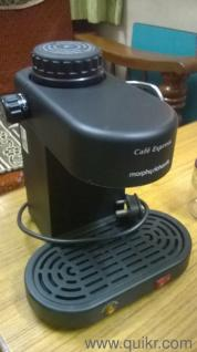 Coffee Maker Quikr : Morphy Richards cafe express coffee maker in HAL 2nd Stage, Bangalore Used Home - Kitchen ...