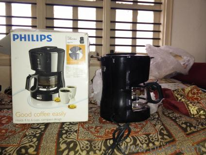 Coffee Maker Quikr : Philips Coffee Maker - New in Kundalahalli, Bangalore Used Home - Kitchen Appliances on ...