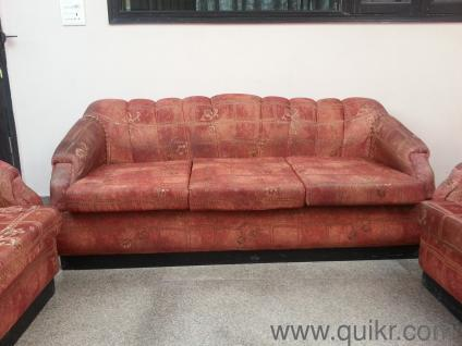 5seater sofa set available at cheap price in Palam Vihar, Gurgaon Used