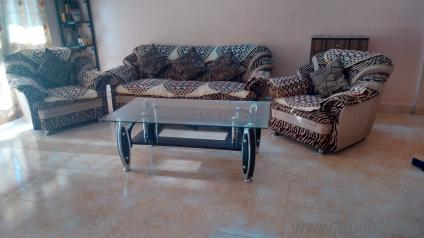 Sofa Dining Table With Six Chair And Center Table At Throw Away Price In Jyoti Nagar