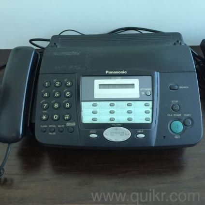 sell used fax machine