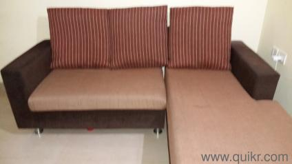 L Shape Sofa Set In Good Condition In Anand Nagar Bangalore Used Home Office Furniture On