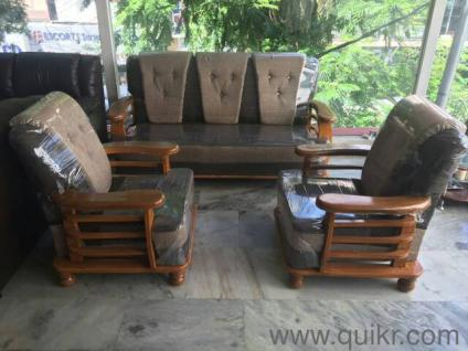 Sofa set wooden 3 1 1 wholesale rate brand home for Rate furniture brands