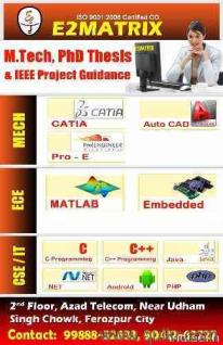 ready made thesis Readymade m tech thesis help- e2matrix provides m tech, phd thesis help with full thesis help and readymade m tech thesis and full documentation.