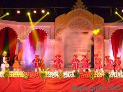 Mg events dj for ganpati for rally and standing dj for Decoration job in mumbai