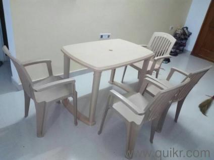 PREMIUM Plastic Dining tables 4 Seater Good QualityPlastic dining table online shopping  Sell  Buy Plastic dining  . Dining Table Online Purchase Chennai. Home Design Ideas