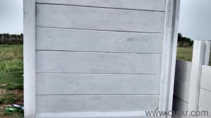 Precast concrete walls in chennai readymade compund wall in chennai in chennai construction - Readymade wall partitions ...
