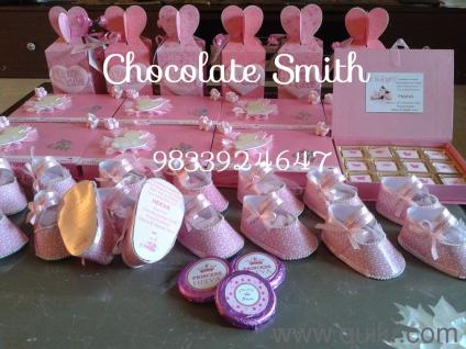 Birth Announcement, Birthday Return Gift, Baby Shower Chocolates ...