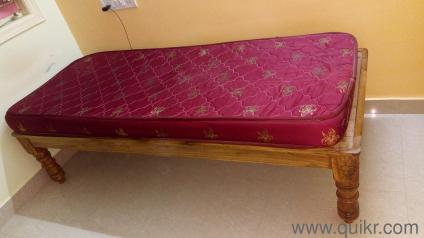 Diwan cot chennai online furniture shopping new used for Old diwan bed