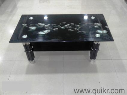More design glass top center table brand new home for Center table design for office