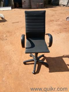 Rexene Boss Office Chair Almost Like New Home Office Furniture Bangalore Quikrgoods