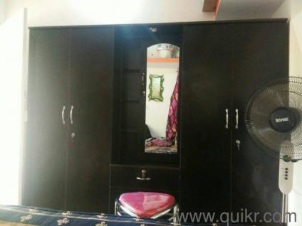 Zoom. 4 door wardrobe with Dressing Table   Brand Home   Office