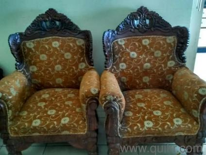 Solid Wood Sofa for Sale - Gently Home - Office Furniture