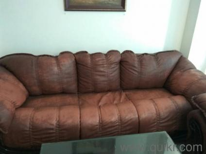 Premium quality leatherette sofa almost home office for Hometown furniture ghaziabad