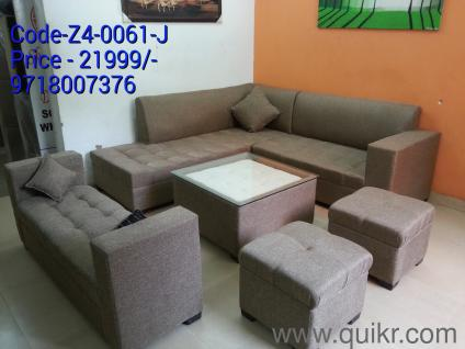 PREMIUM U0026 URGENT Best Quality Branded 9 Seated Sofa Set With Center Table  Limited Stock Just Rs.21999