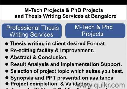 Dissertation writing services of great quality