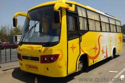35 Seater Luxury Deluxe Bus A C Or Non A C Luxury Bus Vehicle On Rent In Mumbai In Borivali: home furniture on rent in navi mumbai