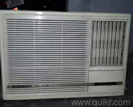 O general 1 5 ton window ac used home kitchen for 1 5 ton window ac price in delhi