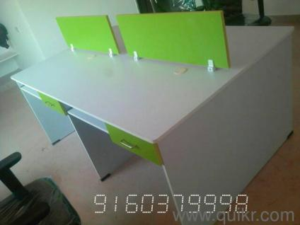 Classy and elegant office tablesworkstaions reception tables