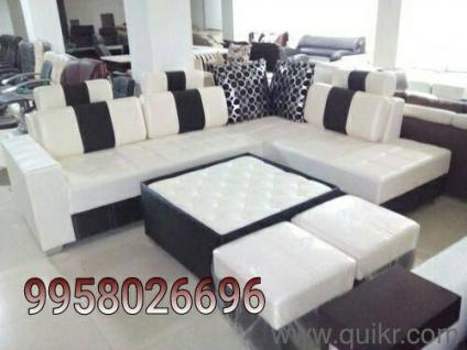 New Sectional L Type Pabchhi Sofa Set Brand Home
