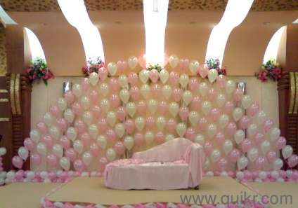 Chennai wedding decorators 9841185357 wedding for Balloon decoration in coimbatore