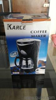 Coffee Maker Quikr : karce electric coffeemaker in Worli Sea Face, Mumbai New Home - Kitchen Appliances on Mumbai ...