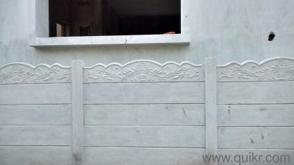 Precast concrete walls in chennai readymade compund wall in chennai in kumaran nagar chennai - Readymade wall partitions ...