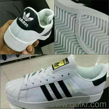 cesql Adidas Superstar White With Cash On Delivery - Brand Footwear