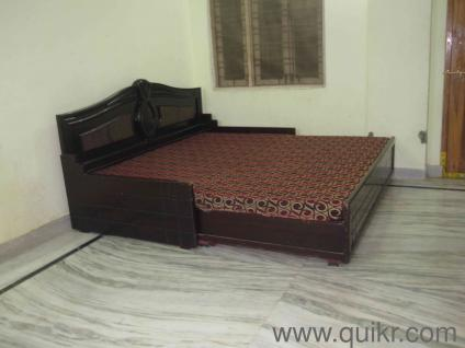2 years old diwan cum double bed with storage gently for Diwan bed with storage