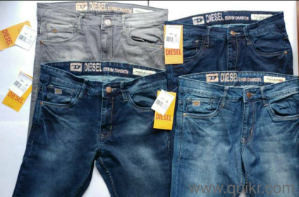 HIGH QUALITY BRANDED JEANS MANUFACTURED - Brand Wholesale - Bulk ...