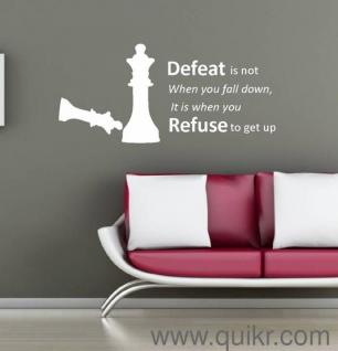 WALL STICKERS HOMEOFFICEHOTEL 75 sqft APPROX Brand Home