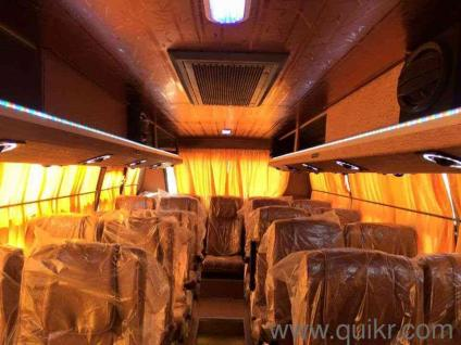 29 seater mini bus a c or non a c luxury bus vehicle on rent in mumbai in borivali east mumbai Home furniture on rent in navi mumbai