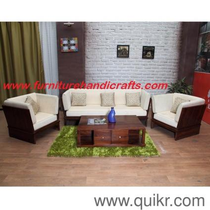 Wooden sofa set Pune Online Furniture Shopping  NewUsed Wooden
