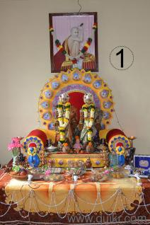 Ganpati Decoration Ideas India Buy Home Decor