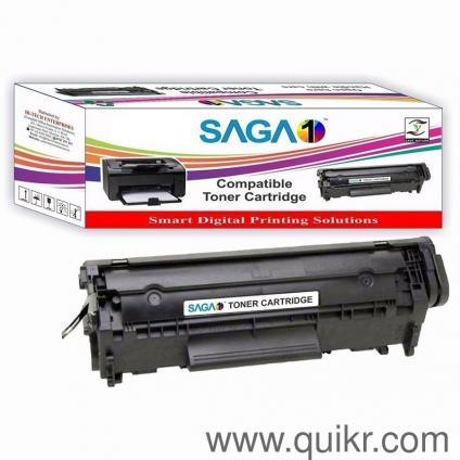 Printer empty toner cartridge buyers in hyderabad India Used