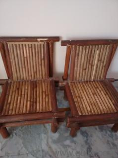 1 Strong Bamboo Chairs